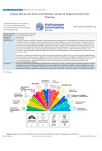 Rapport d'évaluation ESG Dibwangui <small style= 'color:#696b71';>en cours de consultation publique</small>