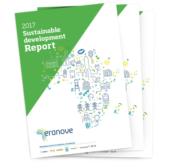Most Recent Sustainable Development Report - Eranove Group