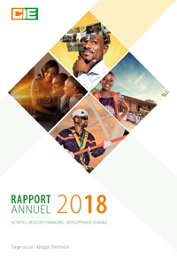 Rapport annuel & DD CIE 2018