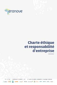 Charte éthique et responsabilité d'entreprise