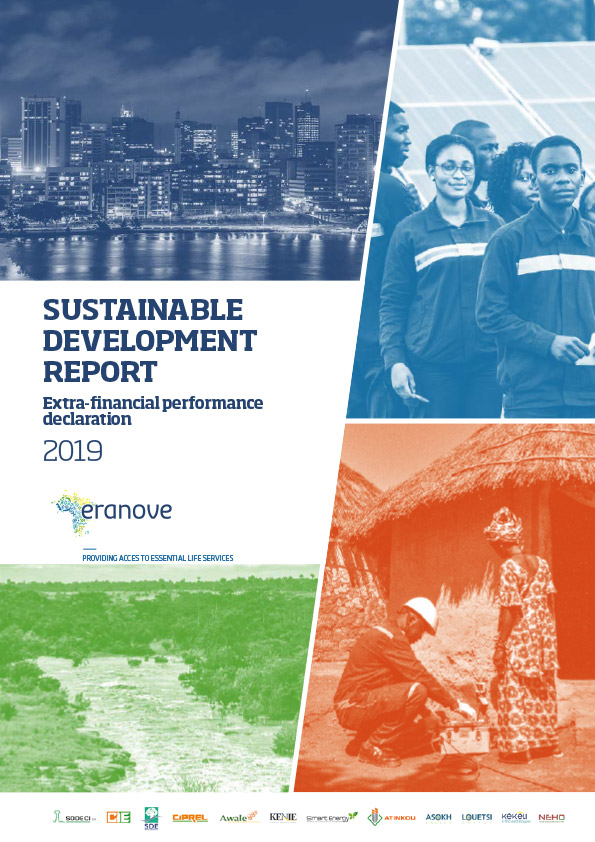 Sustainable development report 2019